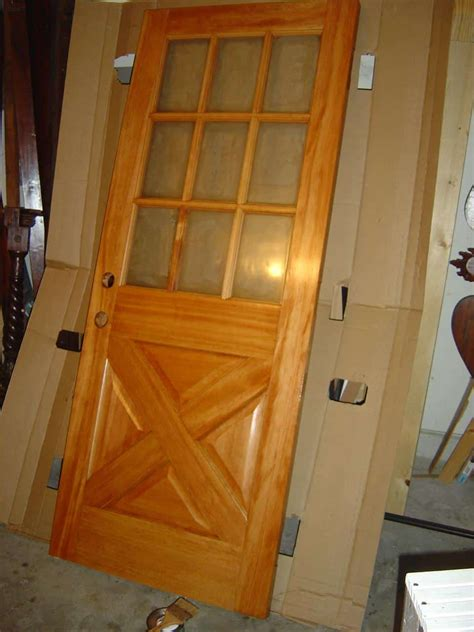 How To Stain And Varnish Exterior Wood Door