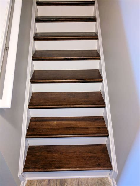 How To Stain And Varnish Wood Stairs