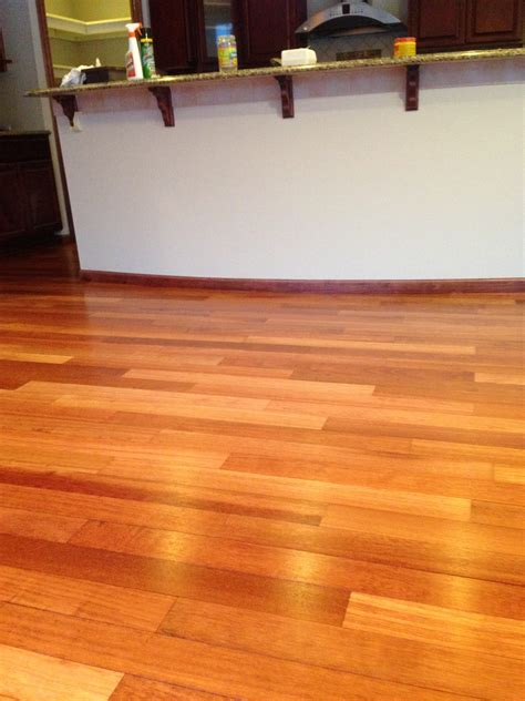 How To Stain Cherry Hardwood