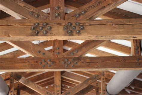 How To Stain Douglas Fir Beams