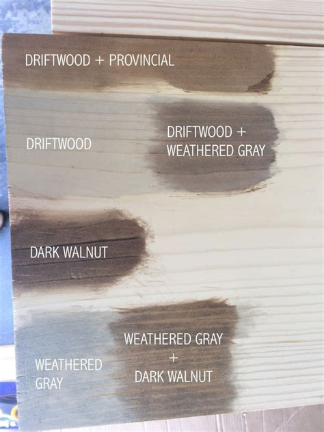 How To Stain Douglas Fir Wood To Gray
