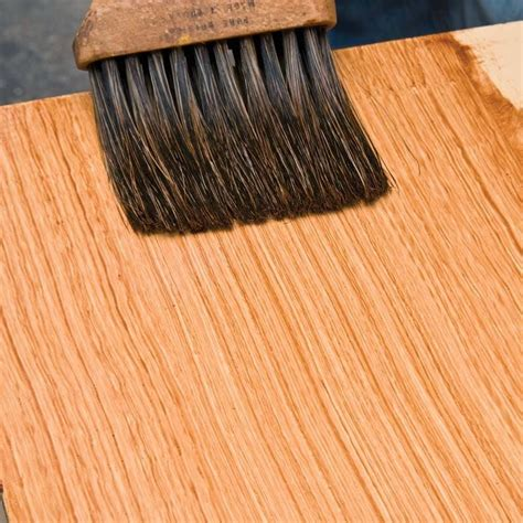 How To Stain Fake Wood Grain