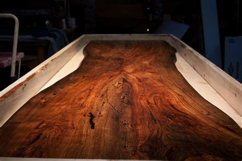 How To Stain Finished Wood Furniture Darker Than Amber