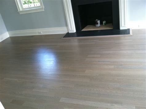 How To Stain Hardwood Floors Gray Stain