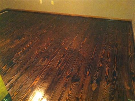 How To Stain Knotty Pine Dark