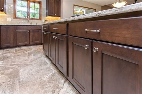 How To Stain Maple Cabinets Black