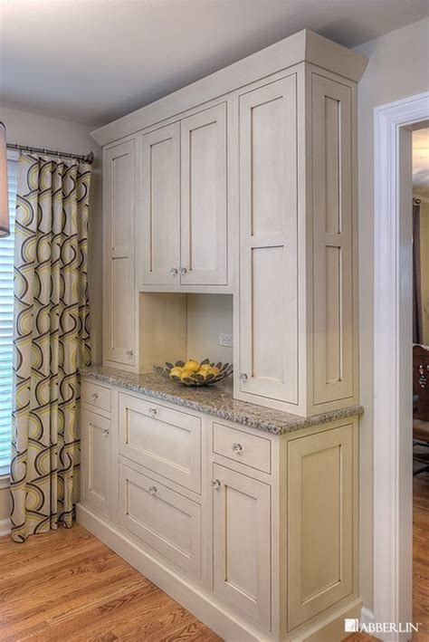 How To Stain Maple Cabinets White
