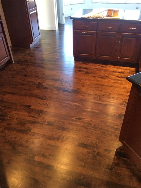 How To Stain Maple Floors Dark Web