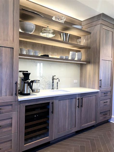 How To Stain Oak Kitchen Cabinets Gray