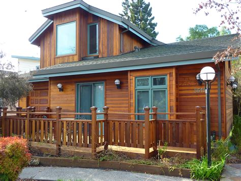 How To Stain Old Wood Siding On A House