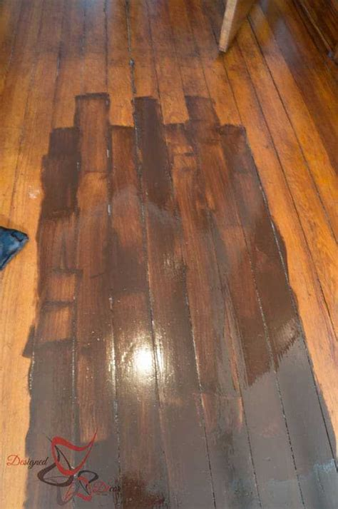 How To Stain Over Varnished Wood