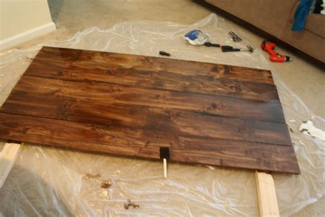 How To Stain Pine Dark And Even