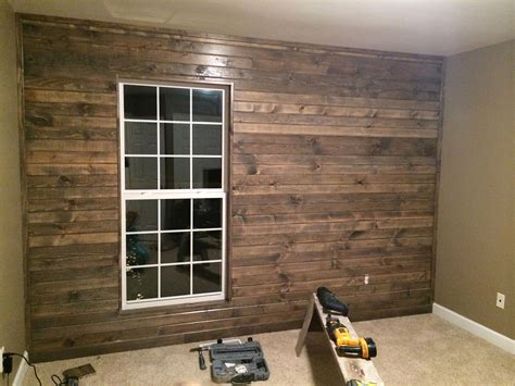 How To Stain Pine To Look Like Gray Barn Wood