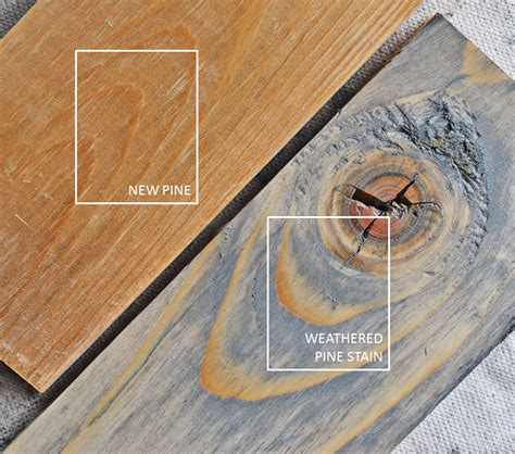 How To Stain Pine Wood And Finish It Furniture