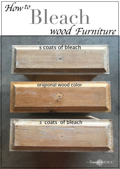How To Stain Pine Wood Without Bleaching