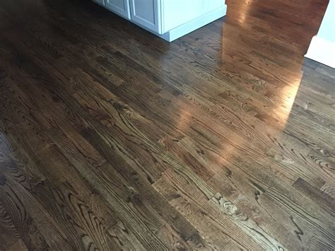 How To Stain Red Oak Espresso