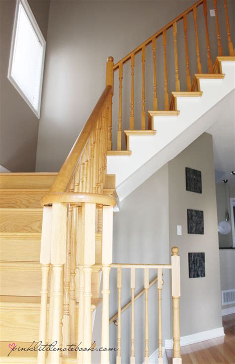 How To Stain Stairs That Have Been Painted