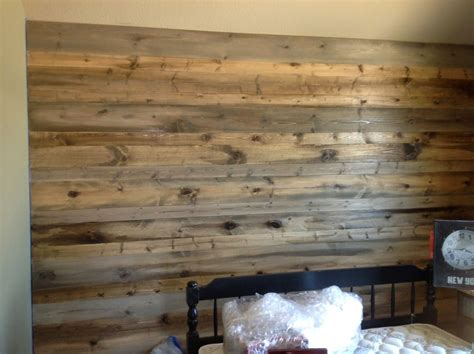 How To Stain To Look Like Reclaimed Wood