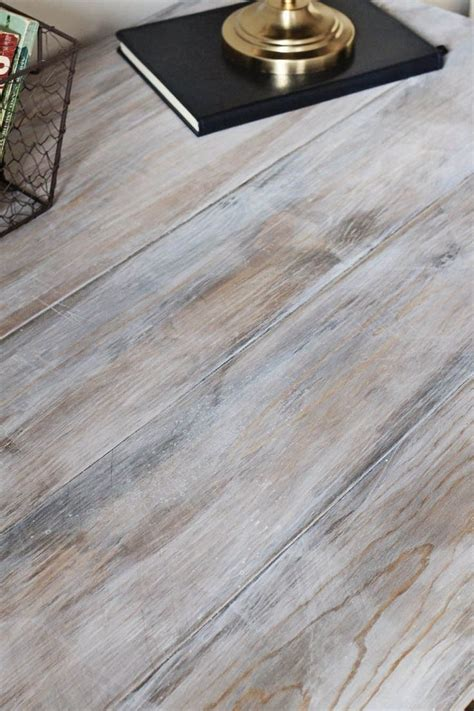 How To Stain Wood Black And Gray
