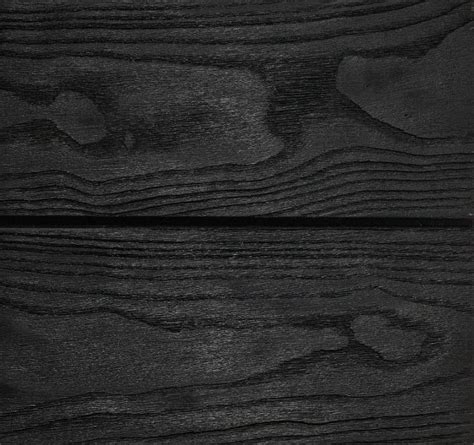 How To Stain Wood Black Naturally