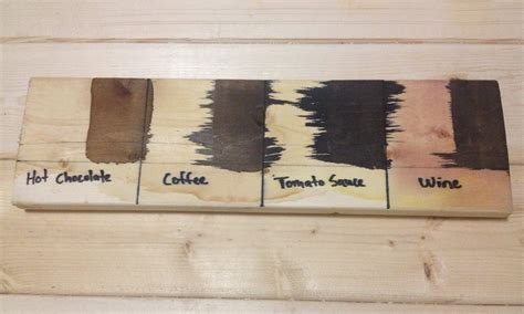 How To Stain Wood Darker
