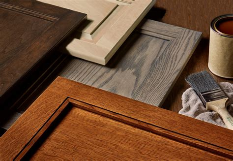 How To Stain Wood Filler To Match Cabinet Color