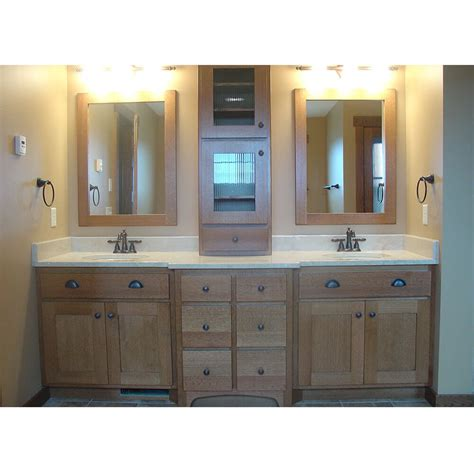 How To Stain Your Bathroom Cabinets