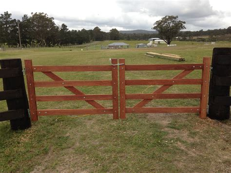 How To Start A Timber Farm Gates
