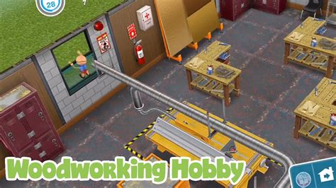 How To Start Woodworking Hobby Sims Freeplay