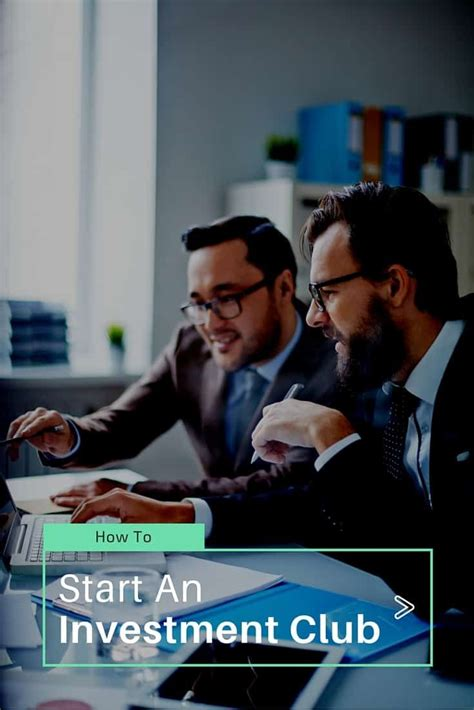 @ How To Start An Investment Club With Friends And Other .