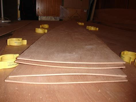 How To Straighten Bowed Plywood