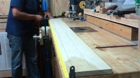 How To Straighten Wood On A Table Saw