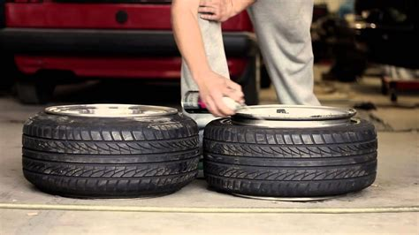 How To Stretch Tires That Wont