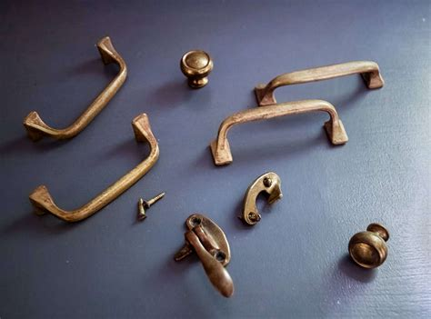 How To Tarnish Brass Knobs And Handles