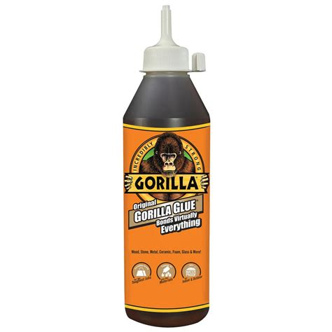 How To Thin Gorilla Glue