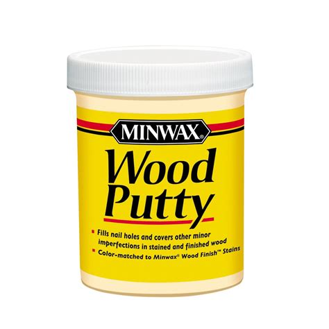 How To Thin Minwax Wood Filler