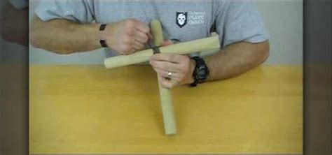 How To Tie 2 Pieces Of Wood Together