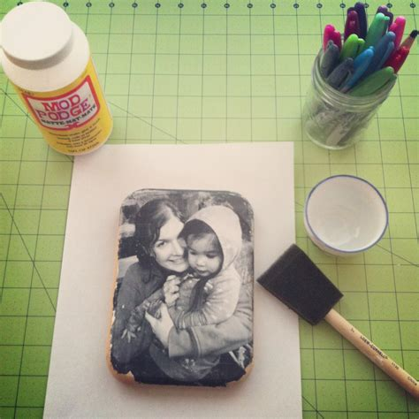How To Transfer Photos Onto Wood Panel