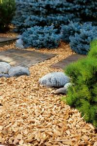 How To Treat Wood Chips For Mulch