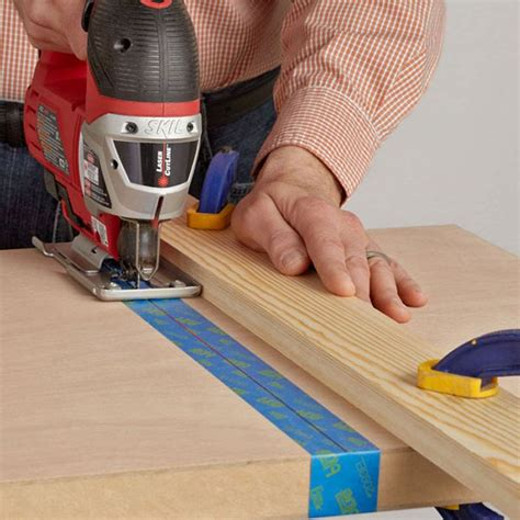 How To Trim A Door With A Jigsaw Activity