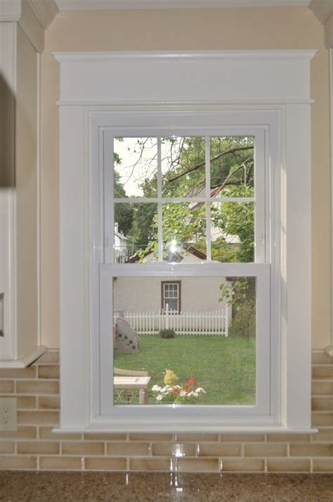 How To Trim A Window Craftsman Style