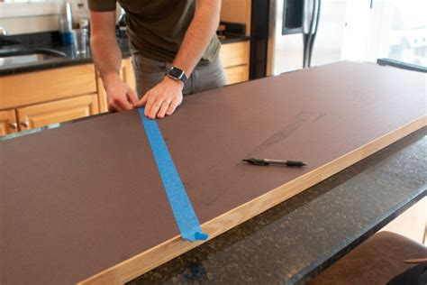 How To Trim Formica Without A Router