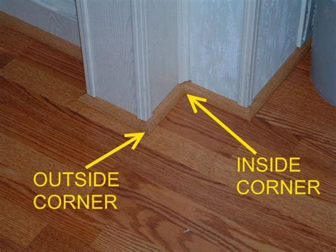 How To Trim Laminate On A Inside Corner