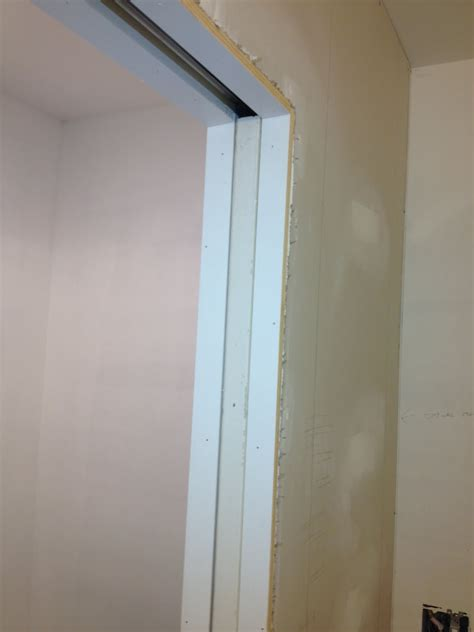 How To Trim Out A Door With Corner Trim