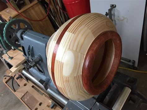 How To Turn A Bowl On A Shopsmith