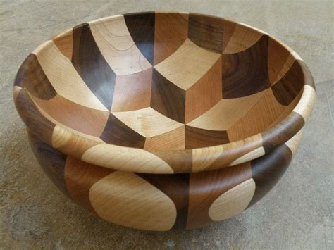How To Turn A Wooden Bowl And Dye
