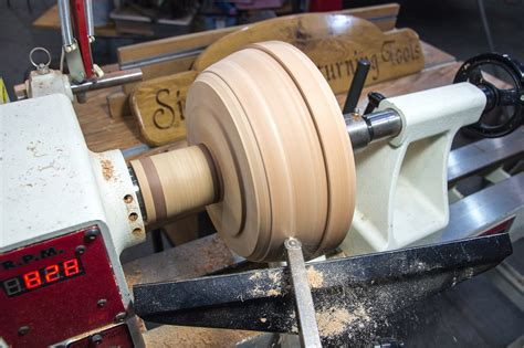 How To Turn A Wooden Bowl Using A Carbide Tool