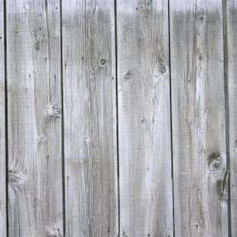 How To Turn Wood Grey