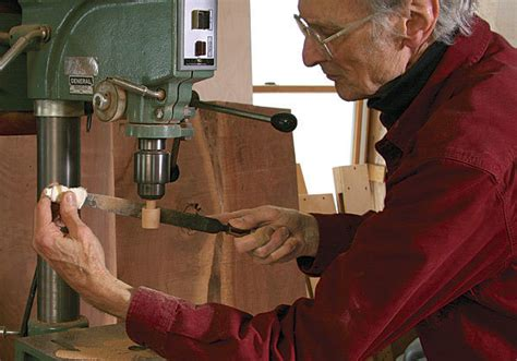 How To Turn Wood Without A Lathe
