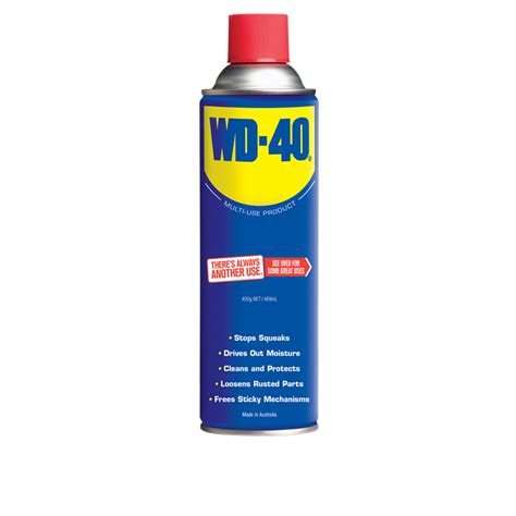 How To Unclog Wd40 Can